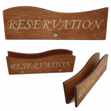 Plates Reservation